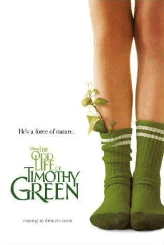 The Odd Life of Timothy Green (2012) Movie Review and Guide for Teachers and Parents