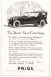 Paige Motor Car Company, Detroit, Michigan, 1922.  The most beautiful car in America.  The mighty 70 horsepower motor of the Paige 6-66 means absolute command of the highway.  With its 131 inches of wheel base it matches in size as well as power those cars for which you have been accustomed to pay from $4,000 to $5,000.  And it possesses the beauty of line, the fine appointments and finish that make it a car of distinction in any company.   The superb balances of the car--the perfect coordination of clutch, transmission and rear axle--guarantees not only delightful, care-free motoring, but years of it at minimum expense.  These are the true qualities of a champion.  They are yours today for $2195 f.o.b. Detroit.