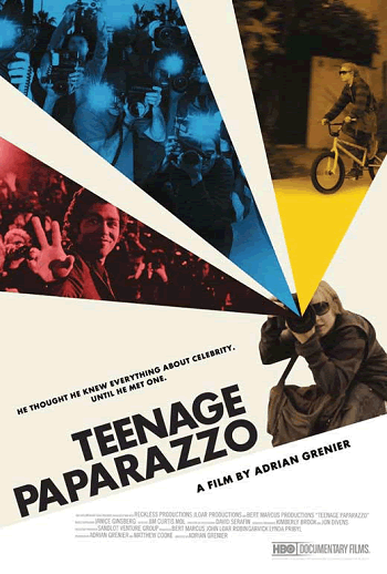 Teenage Paparazzo (2010) Movie Guide and Review for Teachers and Parents