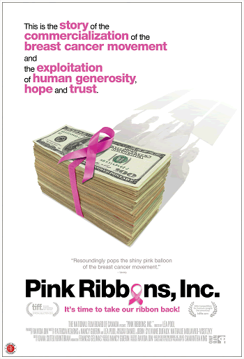Pink Ribbons, Inc. (2011) Documentary Review and Guide for Teachers and Parents