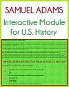 Samuel Adams in the American Revolution - Interactive Module for High School United States History