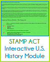 Stamp Act Interactive Module for American History