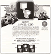 Si-wel-clo Toilet Bowl by Trenton Potteries