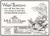 A.B.A. Cheques for Travelers