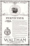 Waltham Watch Company, 1922 Ad