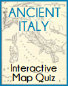 Ancient Italy Interactive Map Quiz