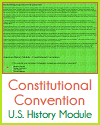Constitutional Convention Interactive Module