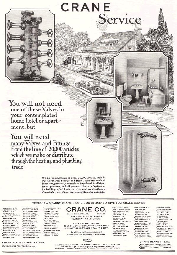 Crane Service of Chicago, Illinois