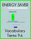Vocabulary List 9.6 Energy Saver Game