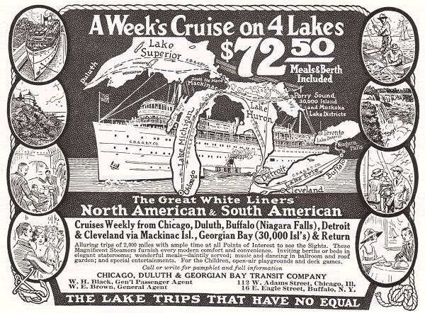 Chicago, Duluth & Georgian Bay Transit Company