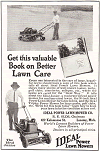 Ideal Power Lawn Mowers