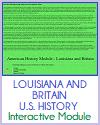 Louisiana and Britain Interactive Module