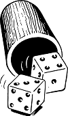 roll of the dice