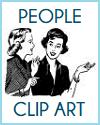 People Clip Art Gallery