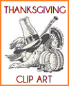 Thanksgiving Clip Art Gallery