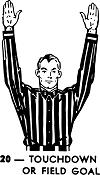 Touchdown or Field Goal