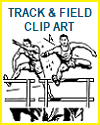 Track and Field Clip Art Gallery