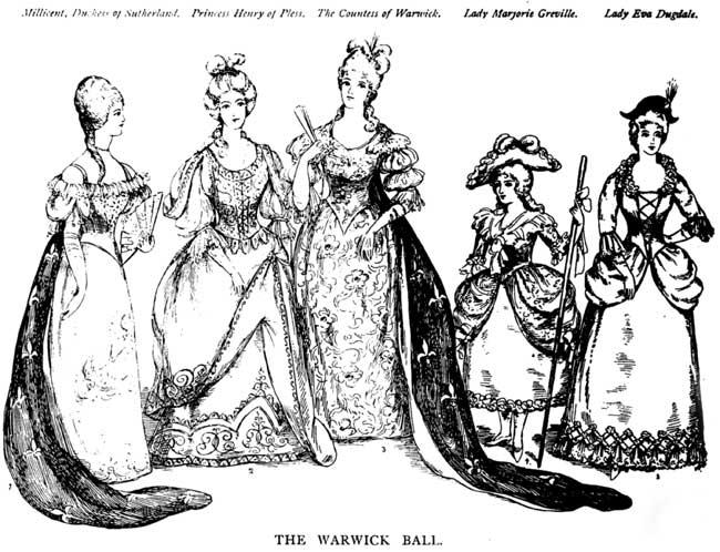 The Warwick Ball