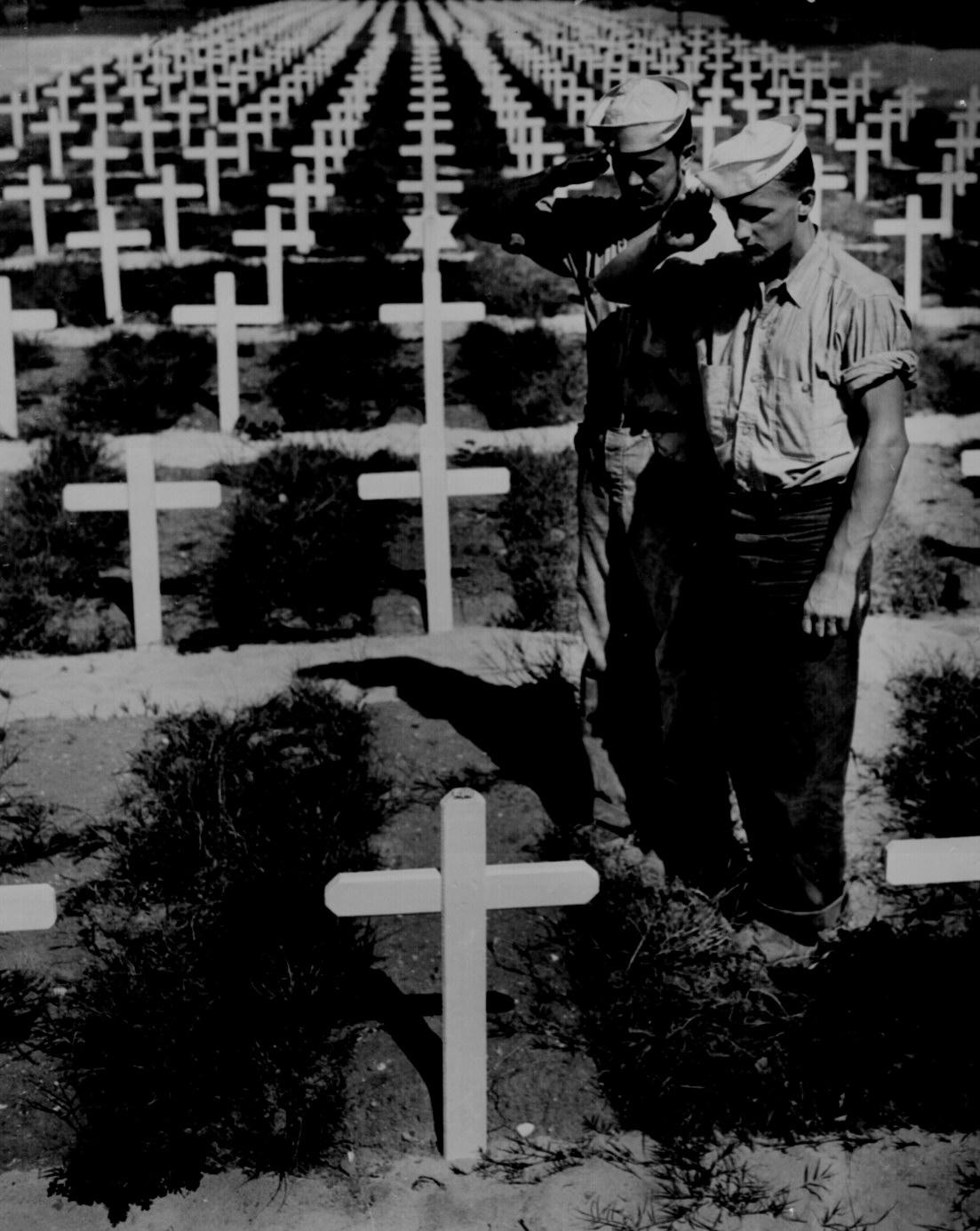 American Overseas Military Cemetery : Student Handouts