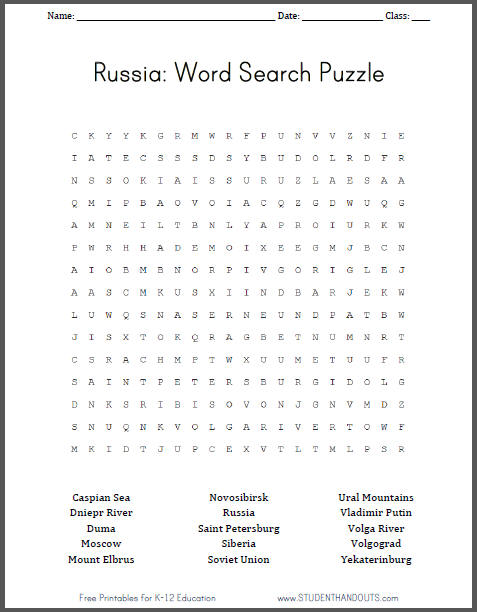 Worksheet on russia scroll down to print pdf world geography