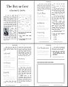 Boy in Grey Civil War Workbook