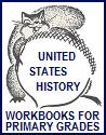 Lower Elementary Workbooks for American History