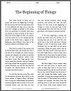 The Beginning of Things (Norse Mythology)