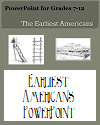 The Earliest Americans PowerPoint