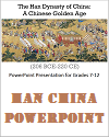 Han Dynasty of China History PowerPoint