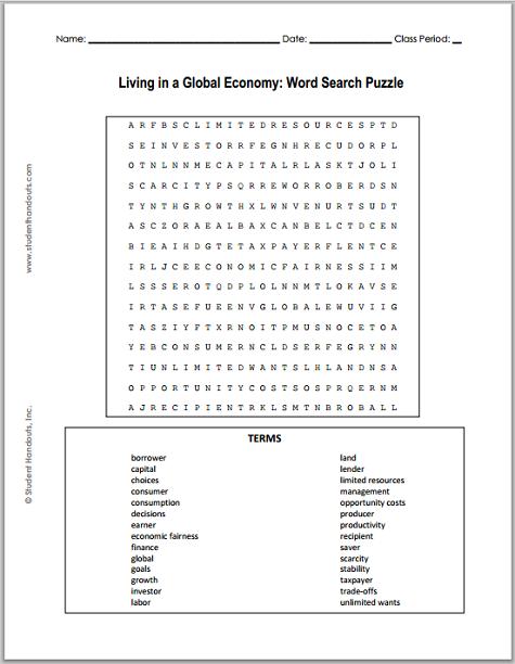 Kindergarten Economics: Goods and Services | Lesson Plan ...