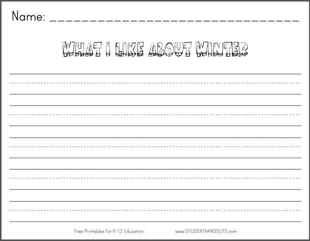 Number Names Worksheets free writing pages Free Printable – Kindergarten Handwriting Worksheets Free Printable